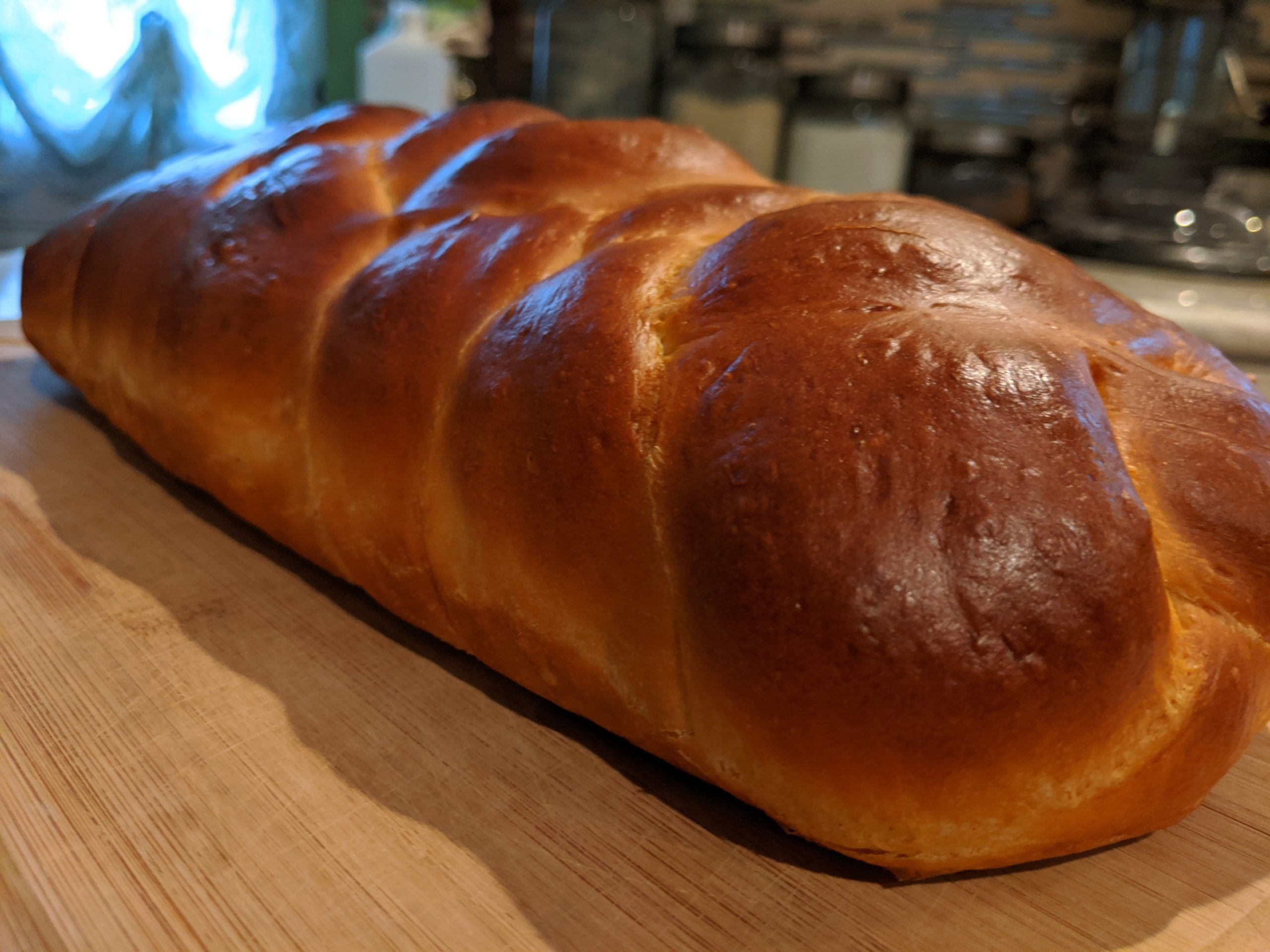Read more about the article Fancy Plaited Challah Bread