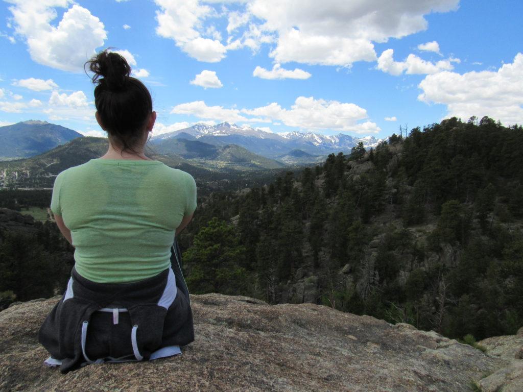 mountaintop meditation