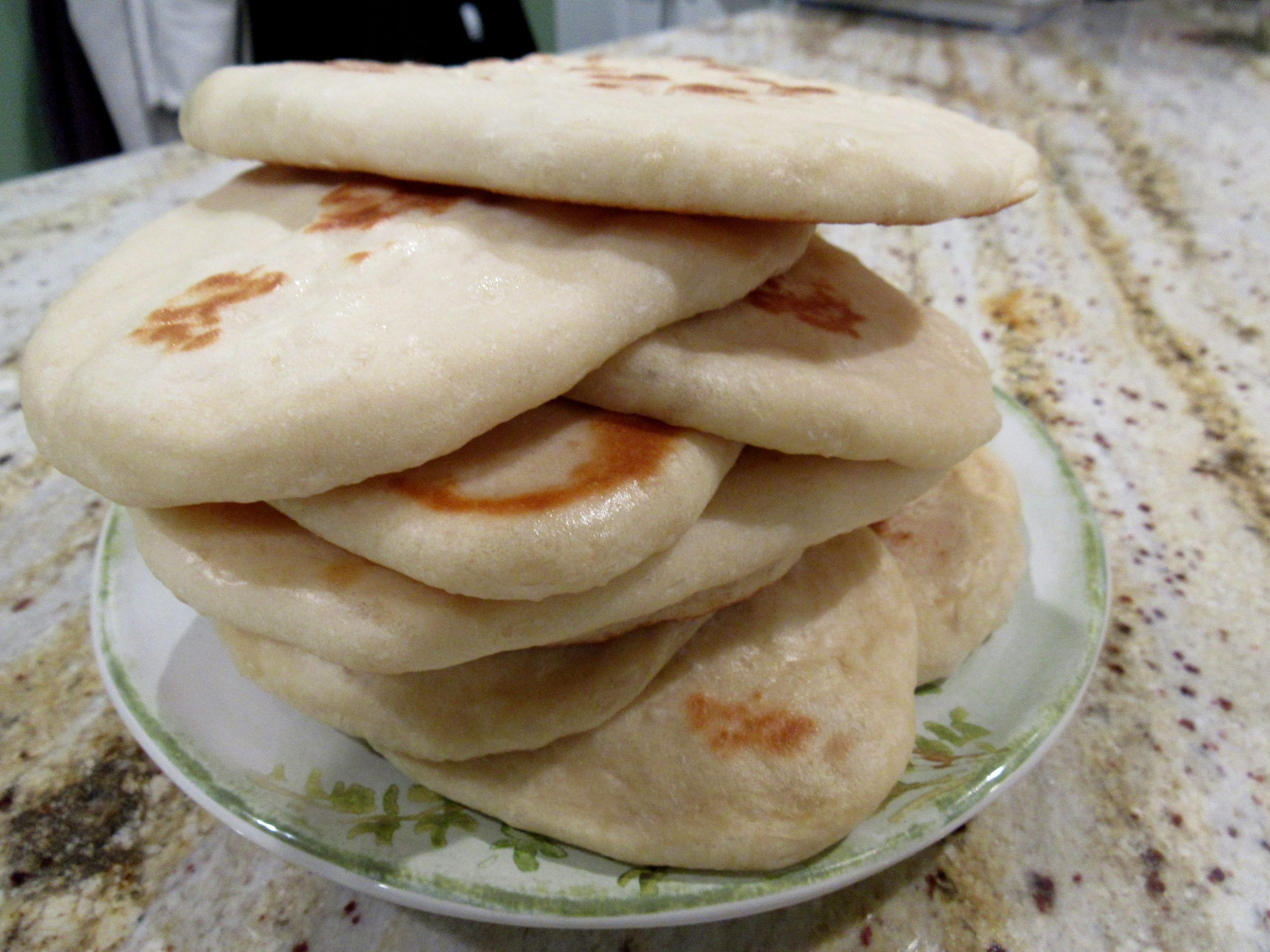 You are currently viewing Garlic Buttered Naan