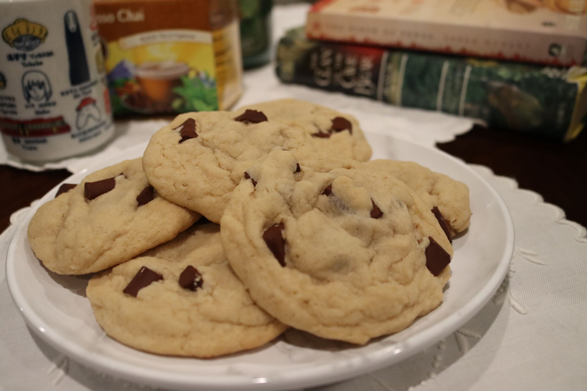 Read more about the article Super Soft Chocolate Chip Cookies