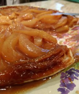 Read more about the article Apple Pear Tarte Tatin (Vegan!)