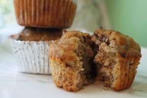 Read more about the article Banana Nut Muffins—Gluten & Dairy Free