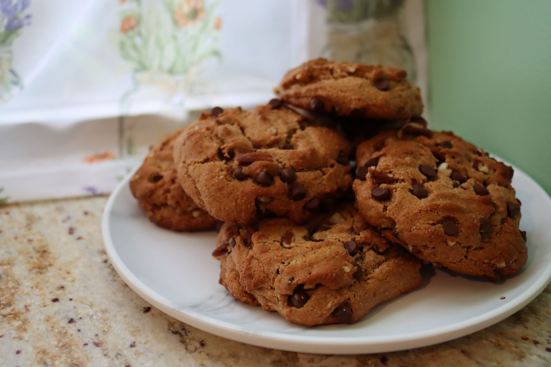 You are currently viewing Almond Butter Cookies—Gluten & Dairy Free