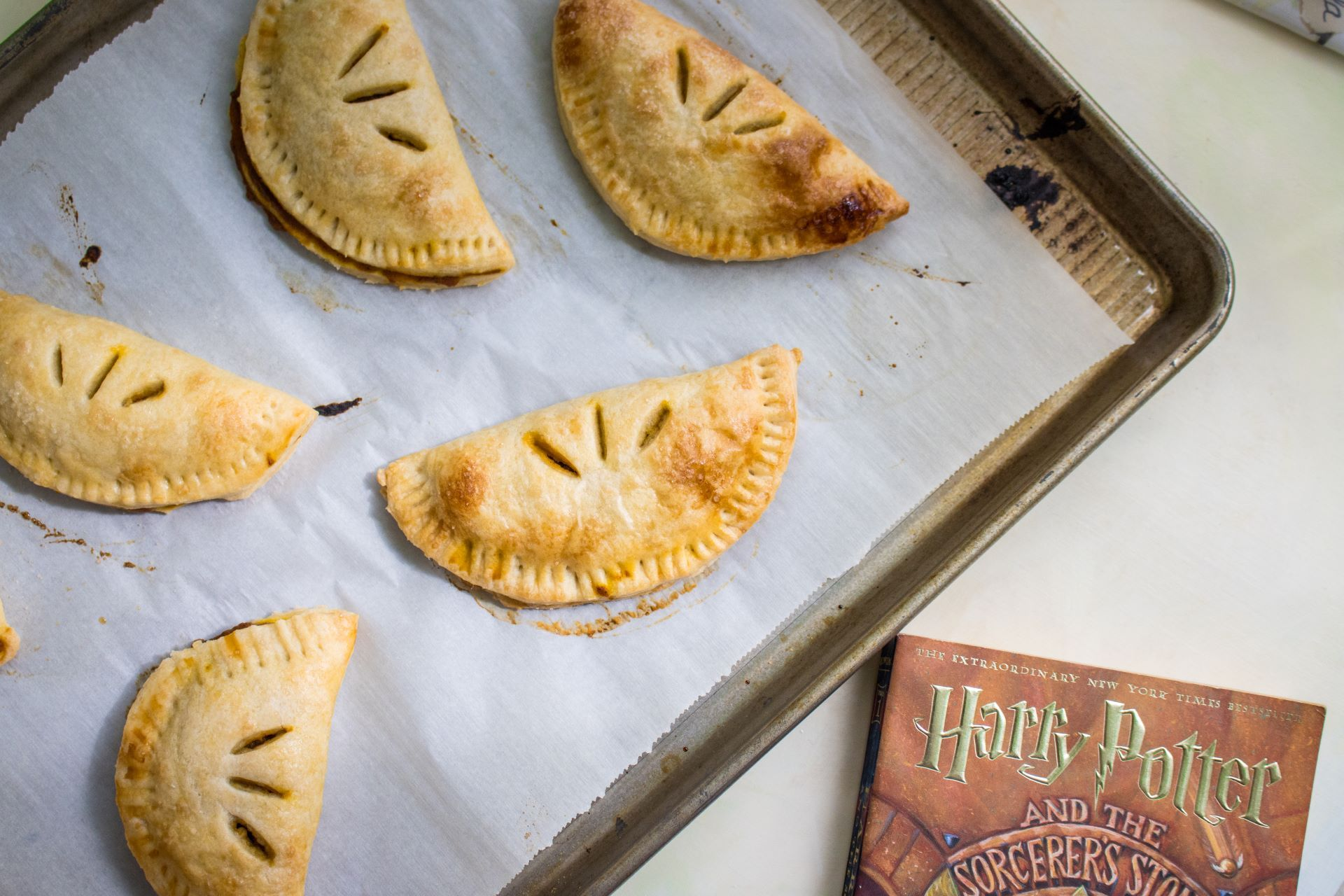 Read more about the article Harry Potter's Pumpkin Pasties