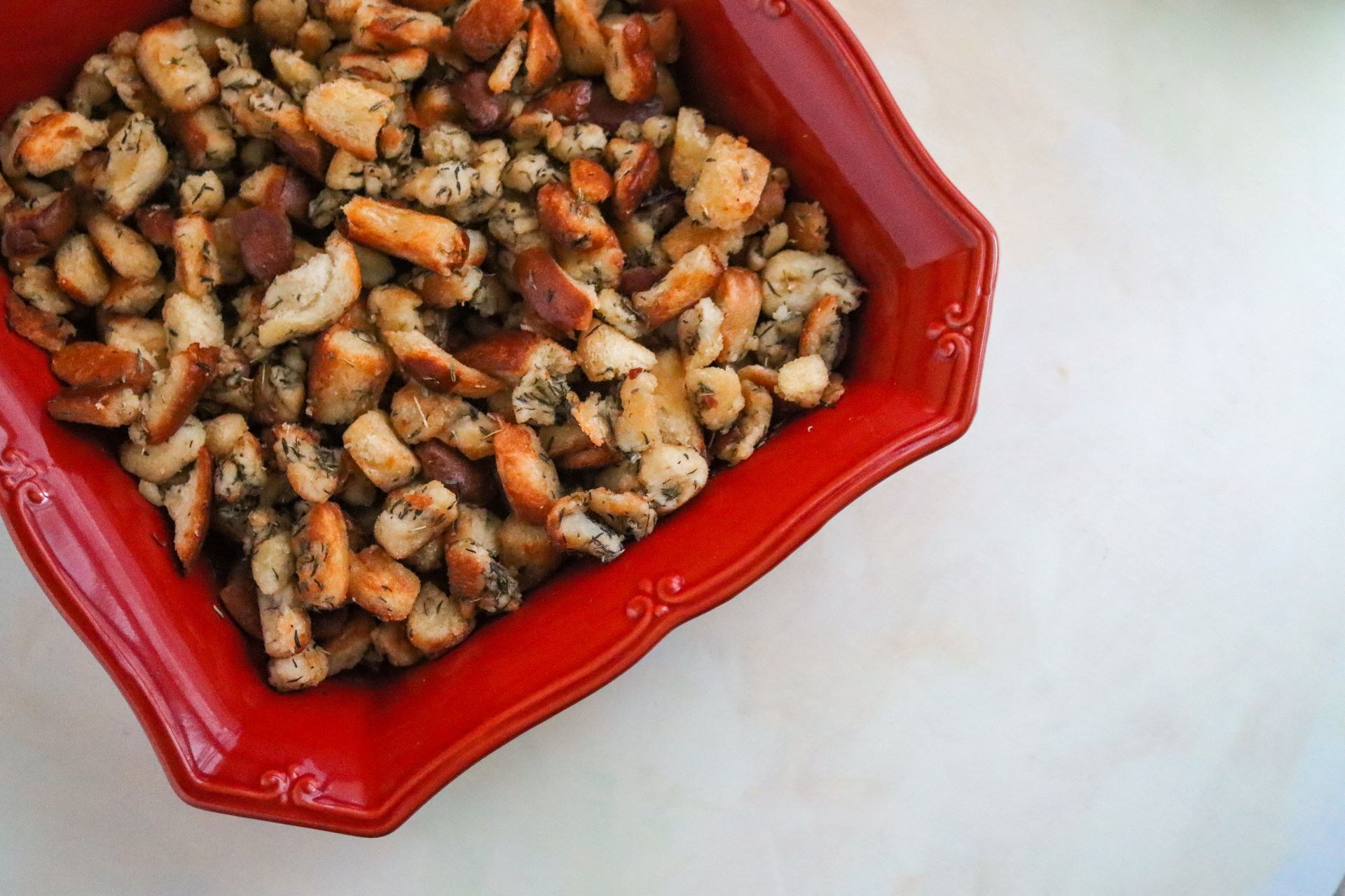 Read more about the article Mom's Thanksgiving Stuffing