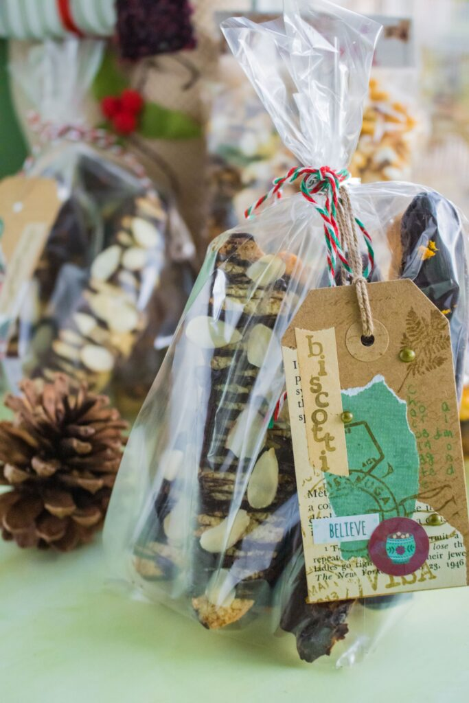 biscotti foodie gifts