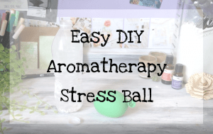 Read more about the article Aromatherapy Stress Balls DIY Stress Relief