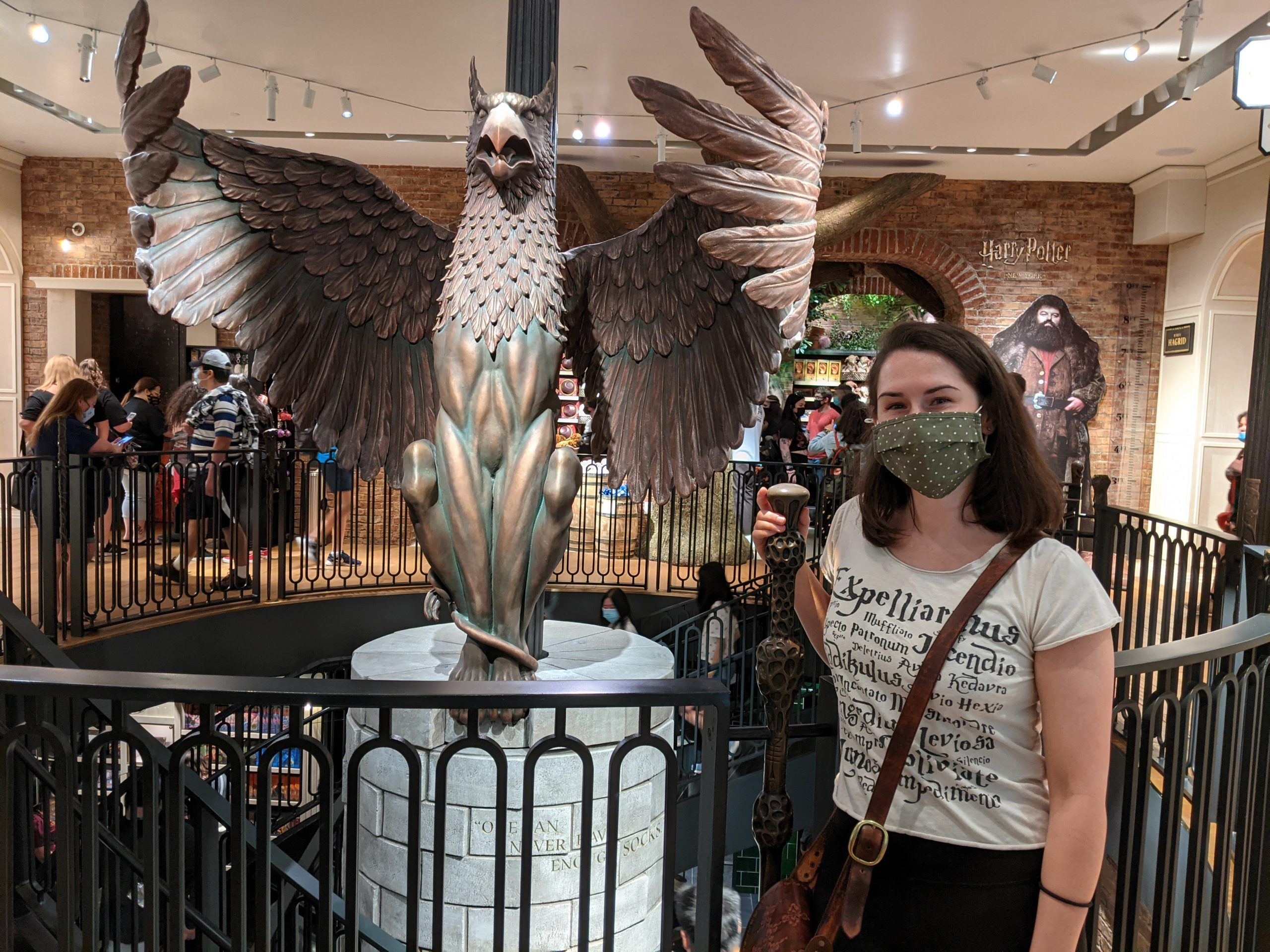 Read more about the article The Harry Potter Store NYC Review